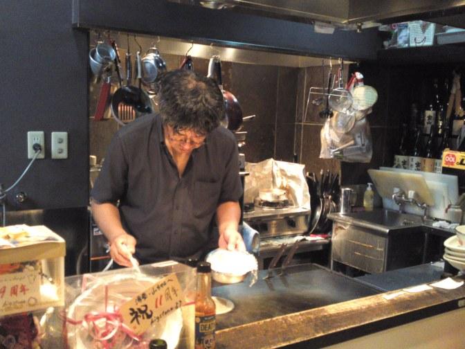 Okonomiyaki & Teppanyaki Izakaya: Quick Dinner at You-To In Shizuoka City