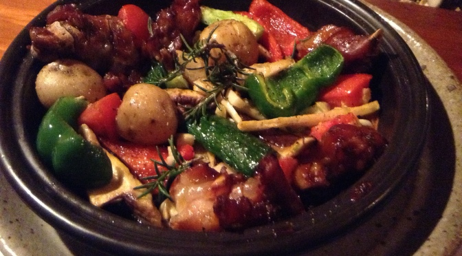 Bistro Gastronomy: Kuroneko Tei in Hamamatsu City!