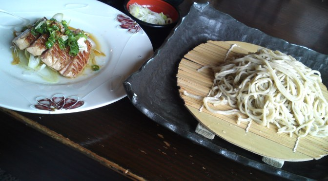 Soba, Buckwheat Noodles Restaurant: Soba Han in Shizuoka City!