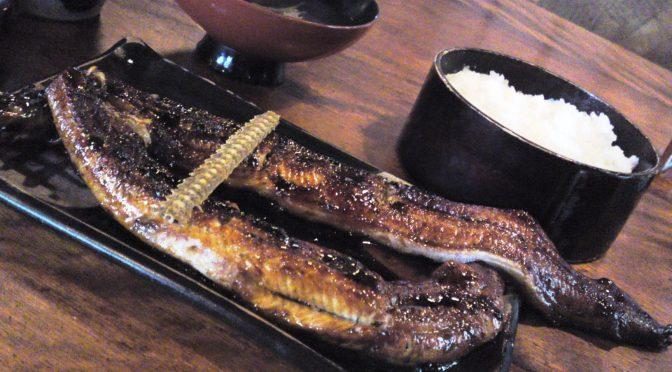 Eel Gastronomy: Ishibashi Restaurant in Shizuoka City!