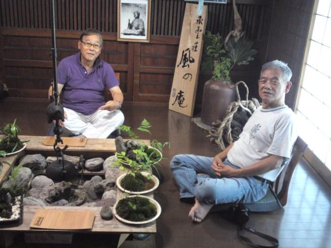 Mr. Osamu Kurosawa's Home in Ieyama, Shimada City! (Second Visit!)