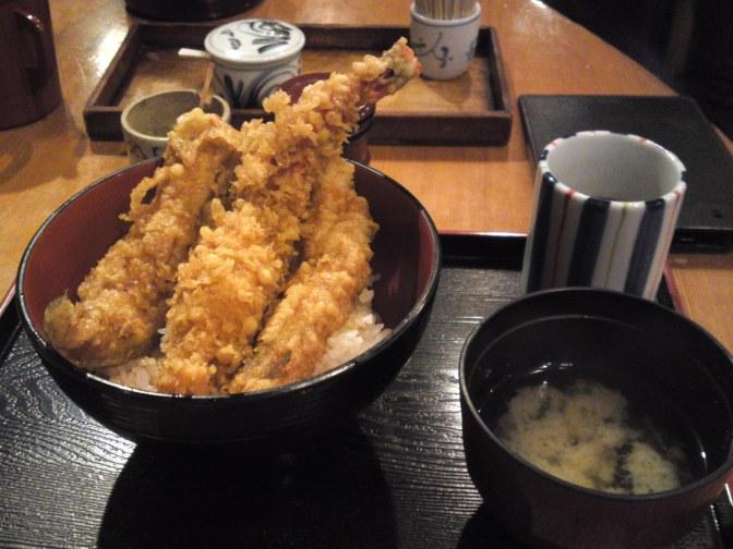 Tempura Restaurant: Lunch at Tenshuu (天周) in Kyoto!