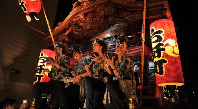 Yoshiwara Gion Festival Beauties