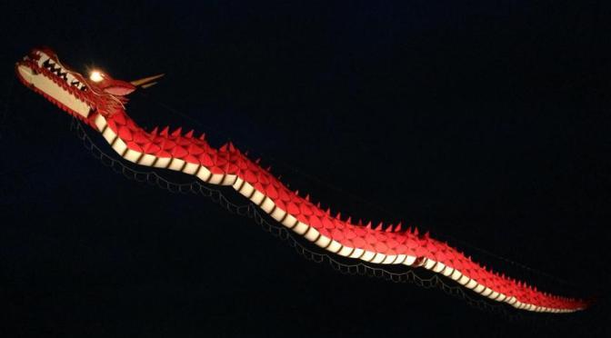 Dragons in Shizuoka Prefecture 1