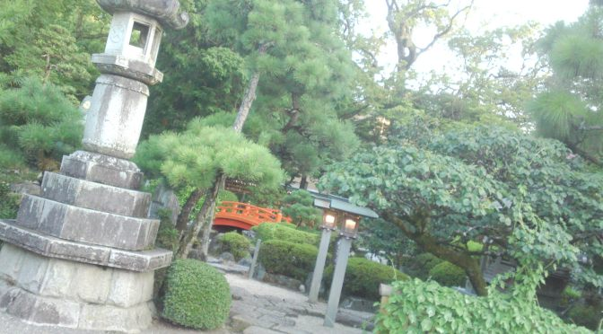 Oi Shrine (大井神社) in Shimada City (1)!