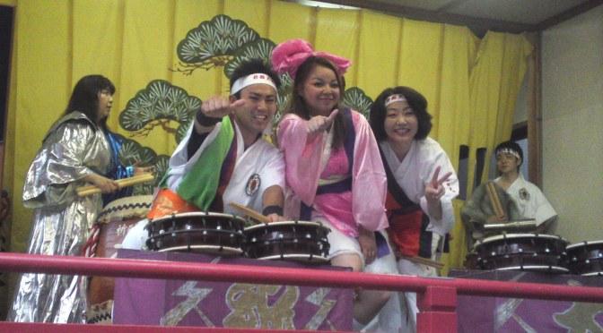 Ogushi Shrine Festival (小梳神社 祭) in Shizuoka City 4: Performers!