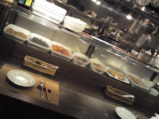 Italian Gastronomy: Dinner at Soloio (July, 2014) in Shizuoka City!