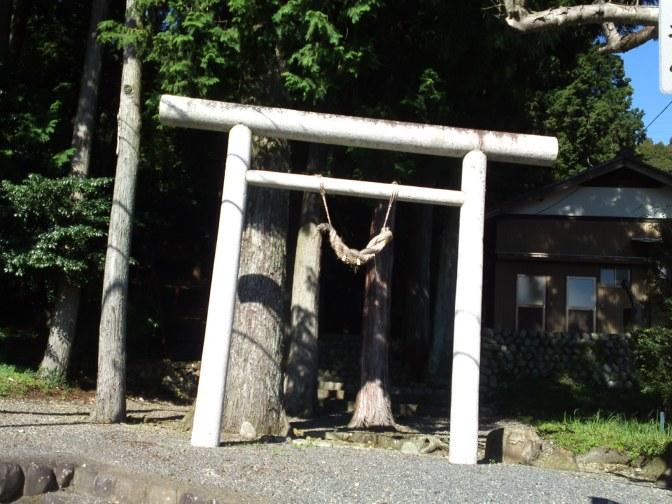 Ooi Uami Shrine (大井鵜網神社)in Shimada City!