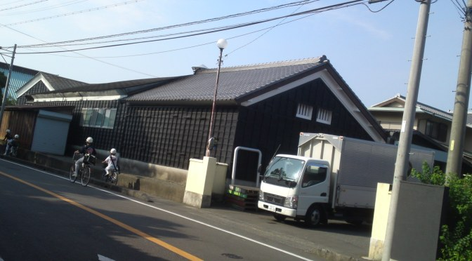 Kura: Traditional Japanese Warehouse in Shizuoka Prefecture 21: Oomura Soy Sauce Company Kura in Yoshida Cho!