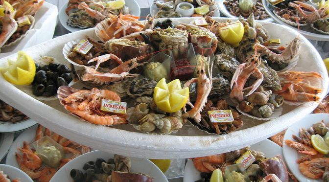 Japanese Seafood: Japanese~English Lexicon (regularly amended)