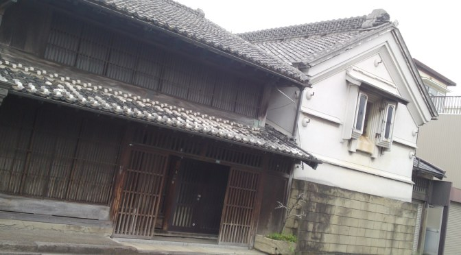 Kura: Traditional Japanese Warehouse in Shizuoka Prefecture 20: Former Suzuki Honkei Sake Brewery Kura in Shimizu Ku, Shizuoka City!