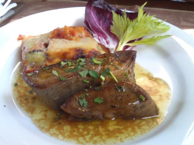 Italian Gastronomy: Lunch at Il Paladino in Shizuoka City (September 2014)