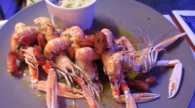 Gastronomic Destinations: France-Bretagne (4): Le Bar Iode in Quimper City!