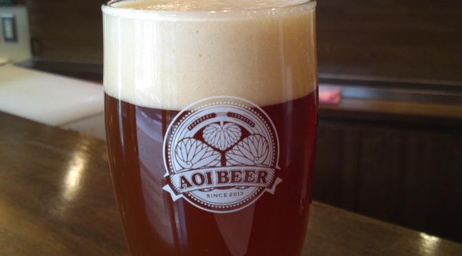 Osaka Beer Tasting: Minou Beer Brewery-W.IPA