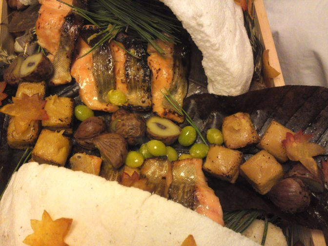"Japanese Gastronomy: ""Shun no Kai"" Dinner at Togaji, Shizuoka City!"