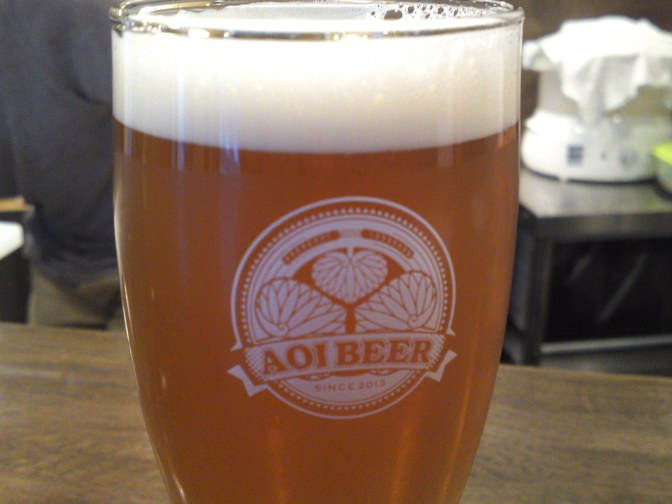 Shizuoka Beer Tasting: Kuraya-Naruzawa Brewery-Hansharo Oyoja Season