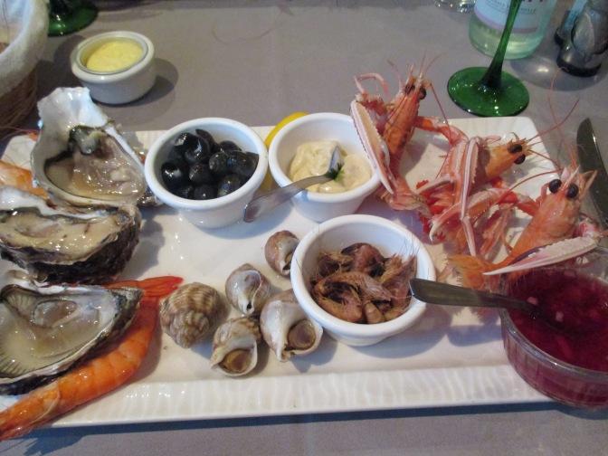 Gastronomic Destinations: France-Bretagne (7): L'Amiral in Rennes City!
