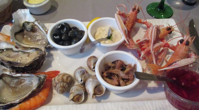 Gastronomic Destinations: France-Bretagne (7): L'Amiral in Rennes City!