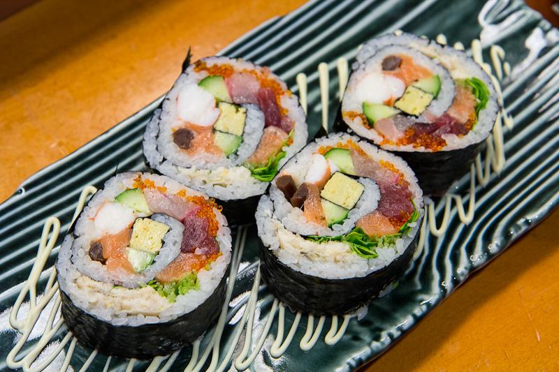 Big Roll Sushi