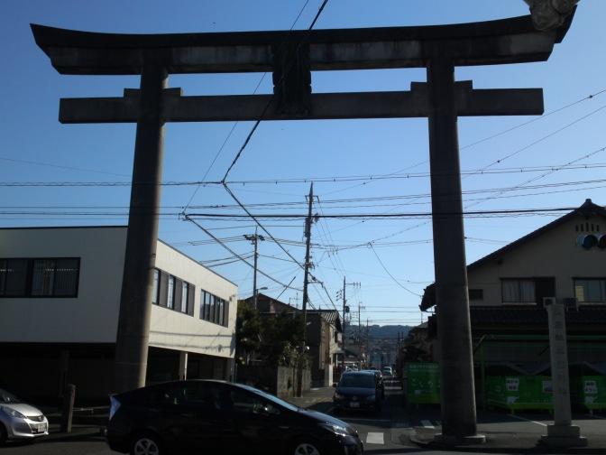 Kusanagi Shinto Shrine (草薙神社) in Shimizu Ku, Shizuoka City!