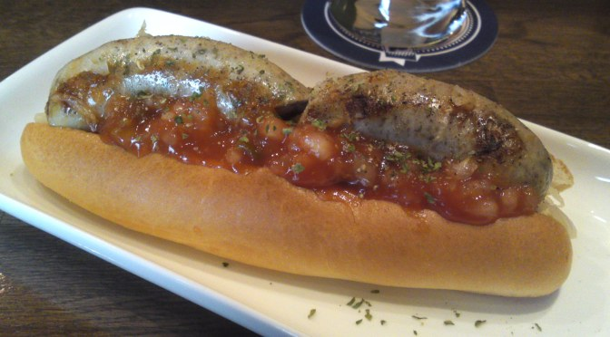 Mexican Gastronomy: Mexican Hot Dog at AOI BEER STAND, Shizuoka City!