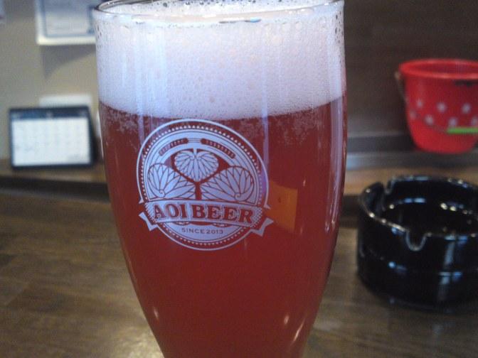 Nagoya Craft Beer Tasting: Y-Market Brewery- Hibiscus Abbey