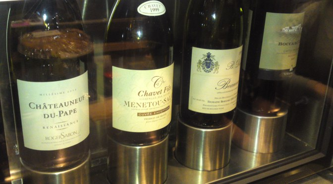 Tasting Expensive Wines at Reasonable Prices at La Sommeliere in Shizuoka City!