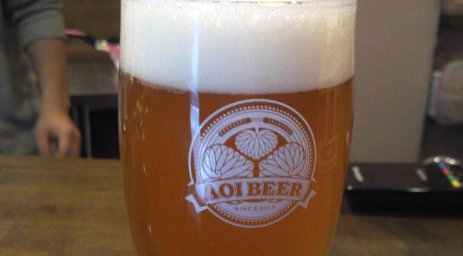 Niigata Beer Tasting: Swan Lake Brewery-B-IPA