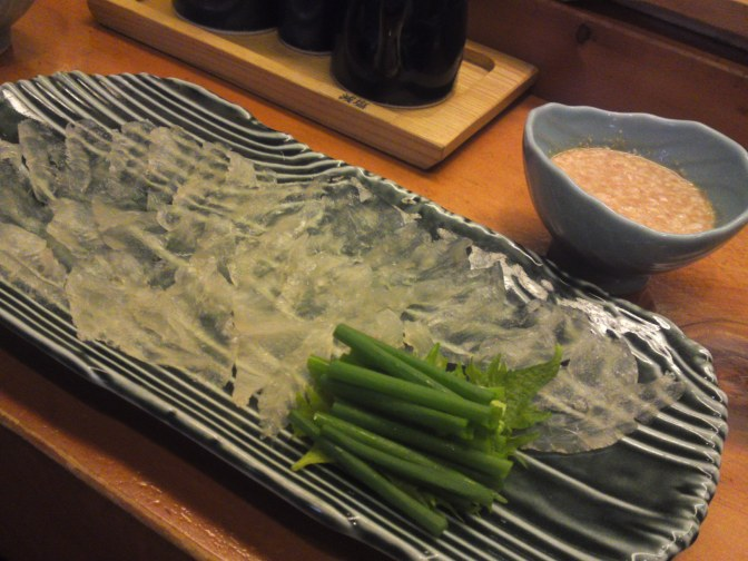 Kawahagi/Filefish: As Delicious But Cheaper Than Fugu/Puffer!