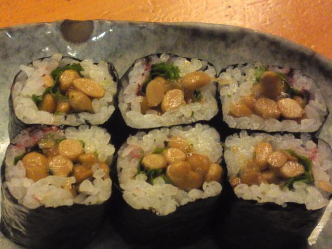 Sushi Restaurant: Dinner at Sushi Ko (March 2015) in Shizuoka City!