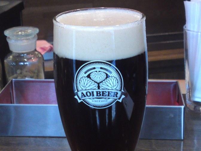 Mie Beer Tasting: Ise Kadoya Brewery-Brown Ale