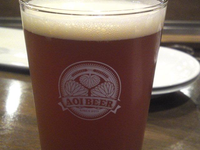Shizuoka Beer Tasting: Aoi Brewing-Subtle IPA