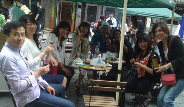 Tricolor Shizuoka-Cannes Festival in Shizuoka City!