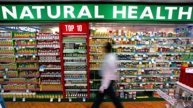 Food Supplements: The Good, The Bad, & The Ugly