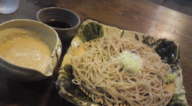 Soba (Buckwheat Noodles) Restaurant: Soba Gen in Shimada City!
