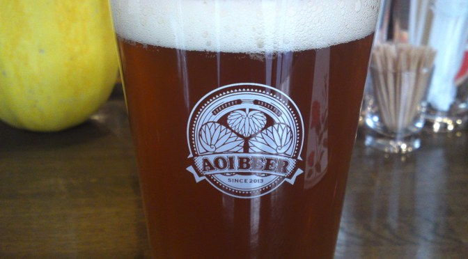Shizuoka Craft Beer: Aoi Brewing-IBUKI (2nd batch)