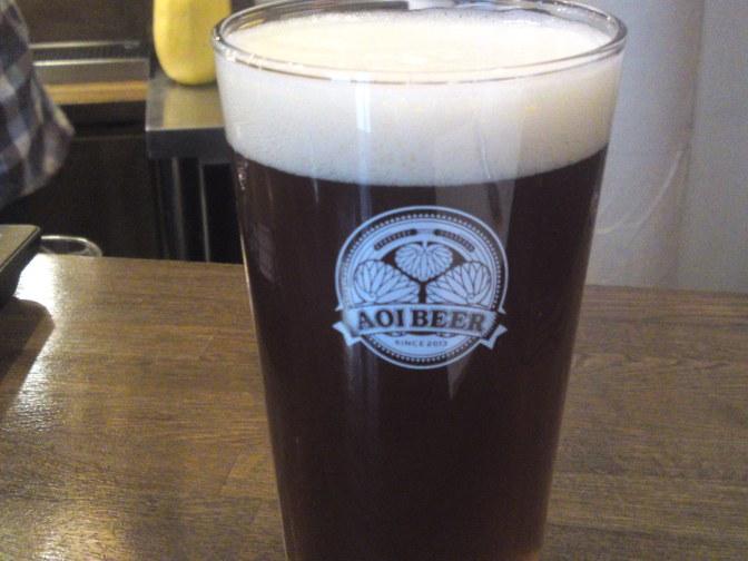 Shizuoka Craft Beer: Aoi Brewing-Rothenburg Weissen