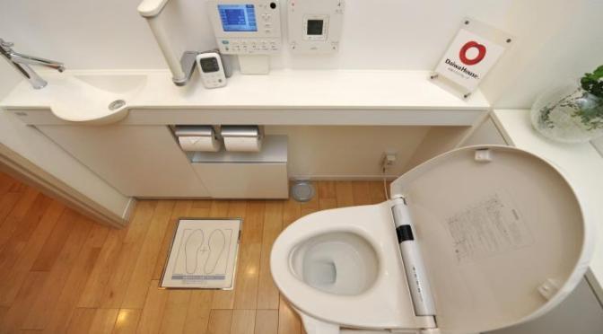 Unequalled Japanese Hygiene
