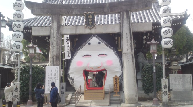 Kushida Shinto Shrine in Fukuoka City: A Photographic Introduction