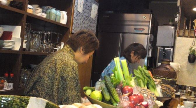 Japanese Izakaya: Yasaitei In Shizuoka City! (For Vegans, Vegetarians and Omnivores!)