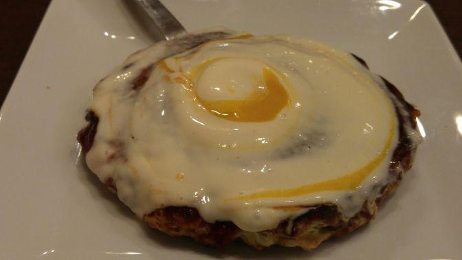 Osaka-Style Okonomiyaki: Tonbo in Shimada City!