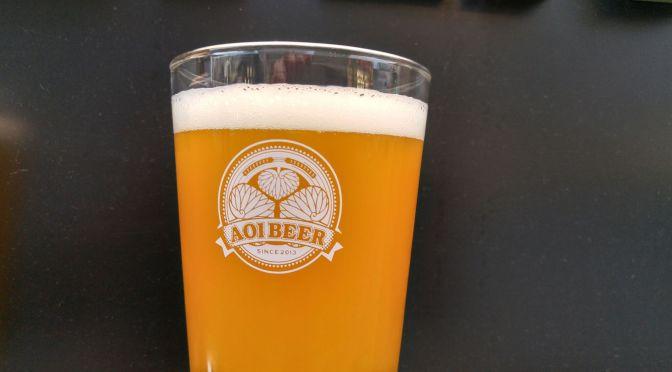 Shizuoka Craft Beer: Aoi Brewing-Harumi (2016 version-3rd Batch)