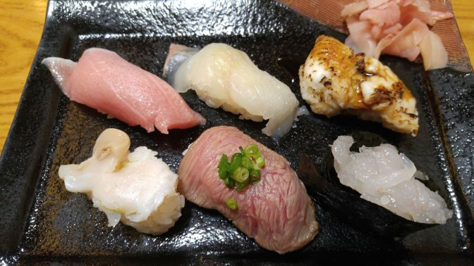 Gastronomic Destinations: Matsuki Sushi In Takayama City, Gifu Prefecture!