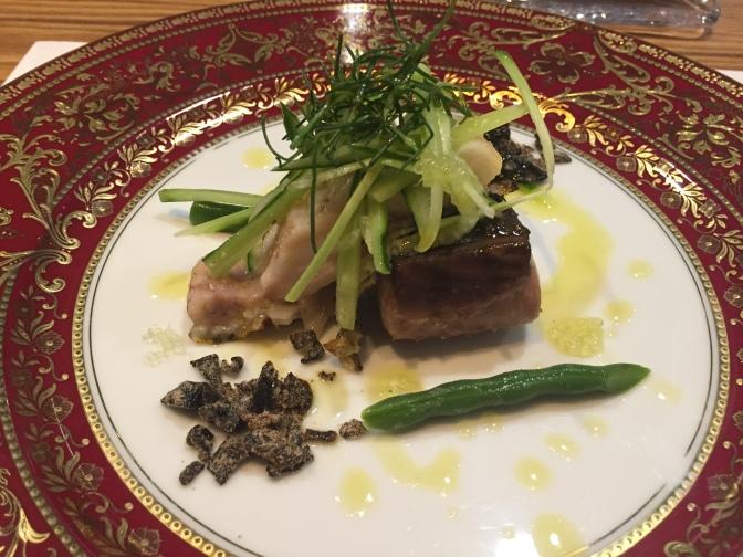 Gastronomic Destinations: French Kappo Dominique Corby in Tokyo!