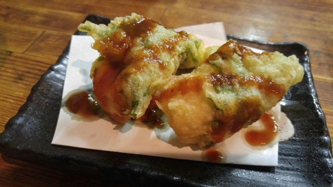 Gastronomic Destinations: Dinner at Yuki Gion Izakaya Restaurant in Kyoto City!