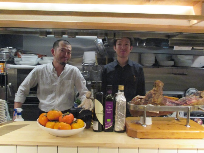 Italian Cuisine: Dinner at Gentile in Shizuoka City!
