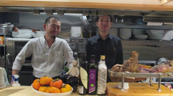 Italian Cuisine: Dinner at Gentile in Shizuoka City!