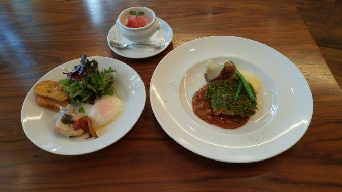 "French Lunch at Suzuki Gakuen Culinary Institute ""Lilium"" Restaurant in Shizuoka City!"