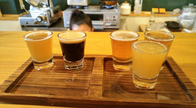 Fujiyama Hunter's Beer Tap Room in Fujinomiya City!